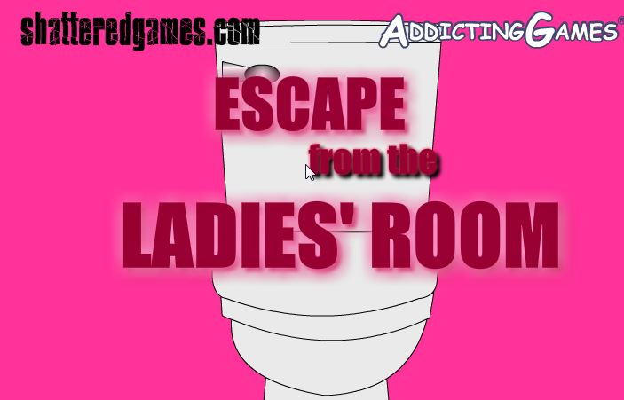 Escape The Ladies Bathroom Walkthrough solved: escape from the ladies room walkthrough