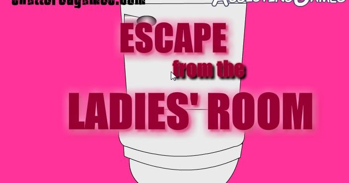 How To Beat Escape The Bathroom On Addicting Games solved: escape from the ladies room walkthrough
