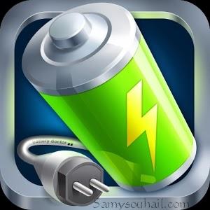 تطبيق Battery Doctor للحفاظ على بطارية هواتف أندرويد مجانا