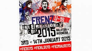 Frenz International Cup 2015 FIC