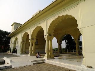 Hawa Mahal, Pinzore Garden, Panchkula