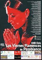 CARTEL 23º CICLO VIERNES FLAMENCOS