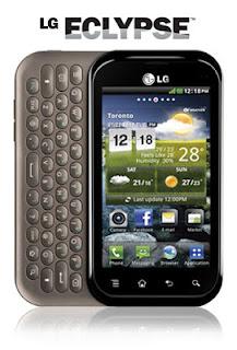 LG Eclypse 4G LTE