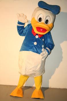 Mascote Donald