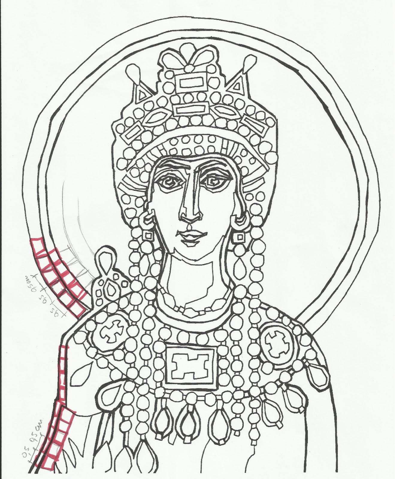 immagini di mosaici da colorare hj45 regardsdefemmes