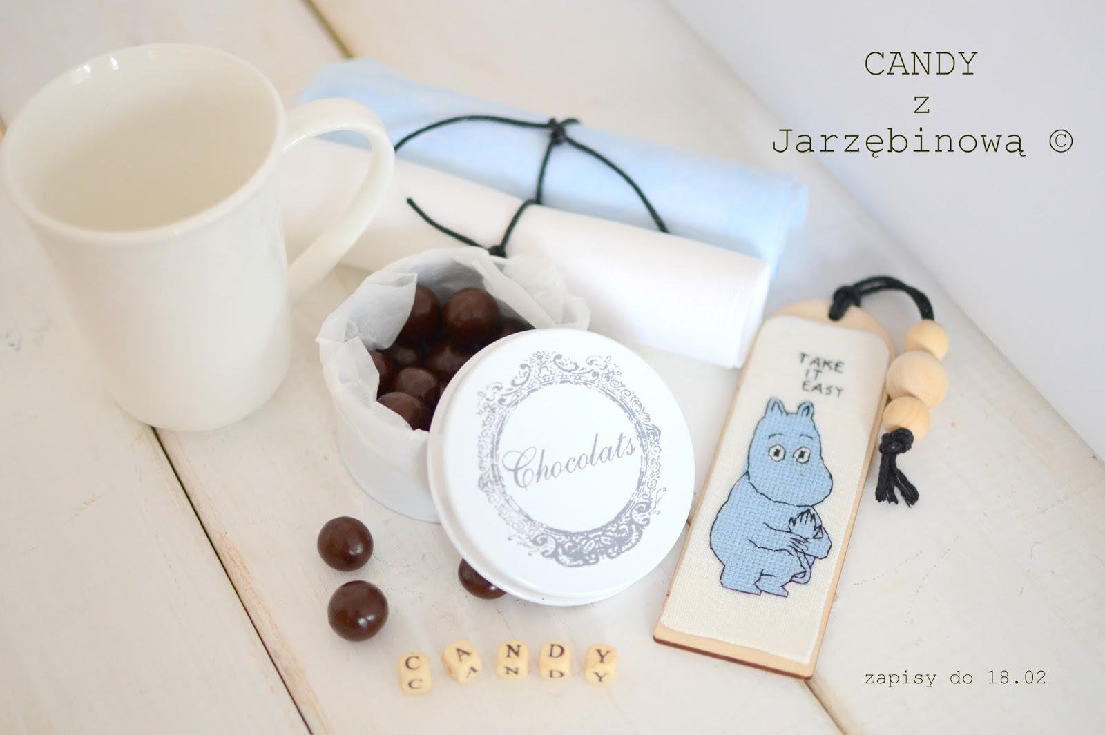 Candy u Jarzębinowej