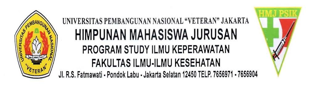 """PSIK UPN """"Veteran"""" Jakarta"""