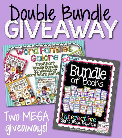Enter to win 2 of TpT's best-selling bundled sets