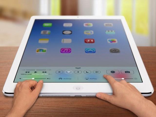 """Η Apple αναμένεται να κατασκευάσει ένα υπερ-μεγέθους iPad το επόμενο έτος. Το αποκαλούν το """"iPad Pro"""" ή """"iPad Plus""""."""