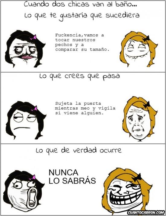 Imagenes De Baño Solo Para Mujeres:LOLJajaja