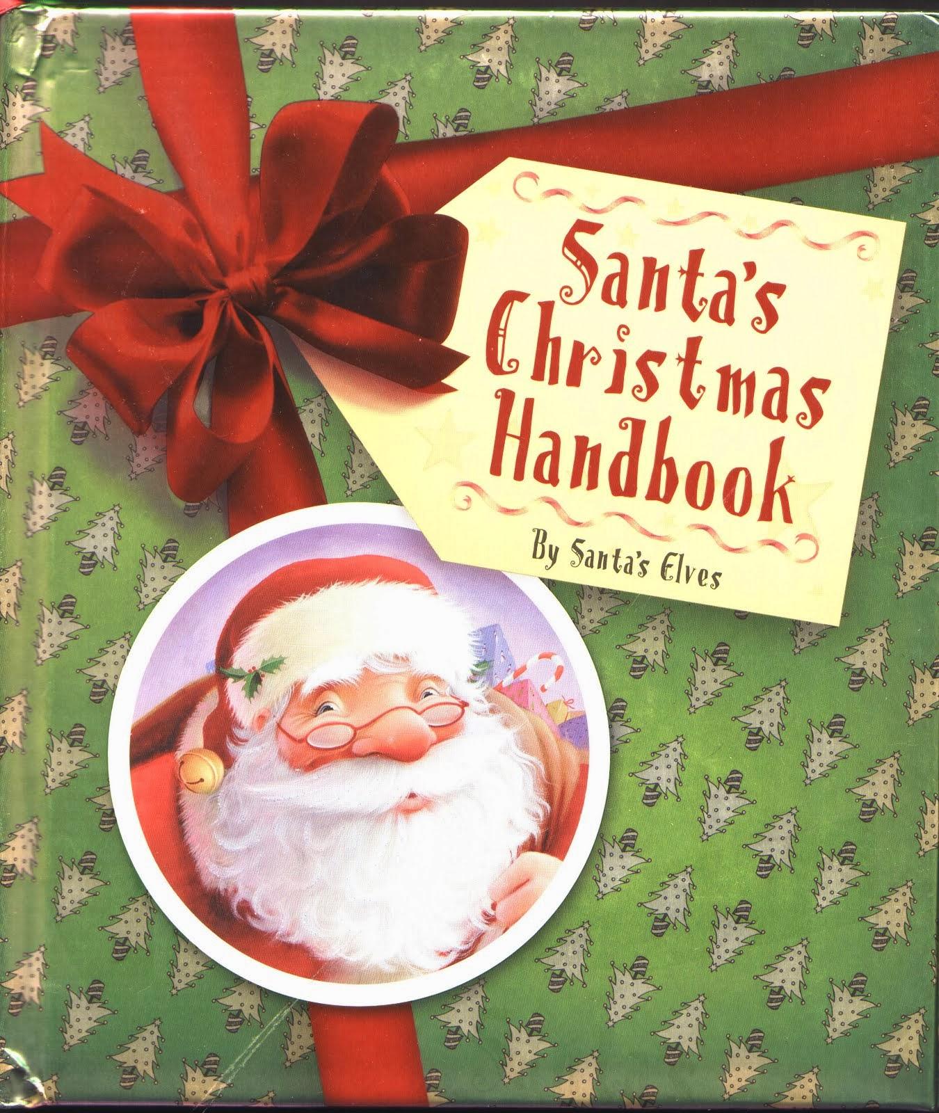 Santa's Christmas Handbook