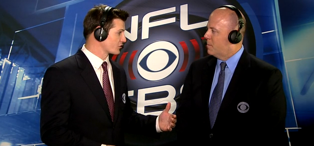 2014 NFL on CBS Announcers & Distribution: Week 16 | B-FLO 360