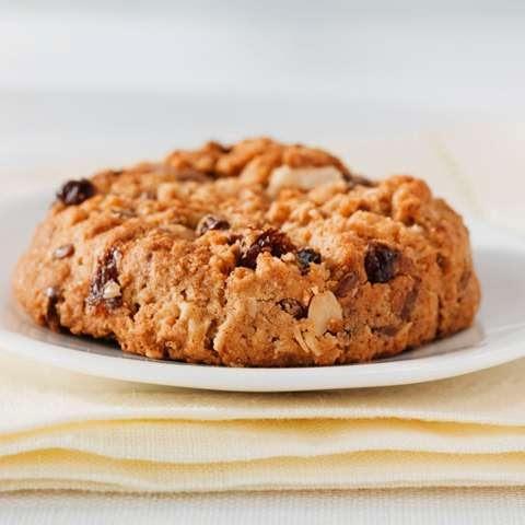 Walnut Raisin Oatmeal Cookies