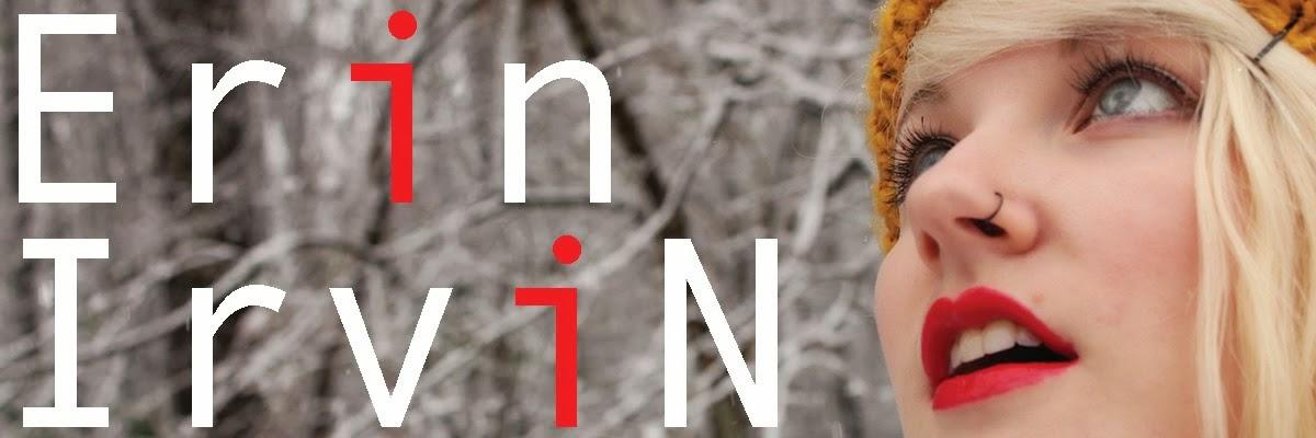Erin Irvin's Blog
