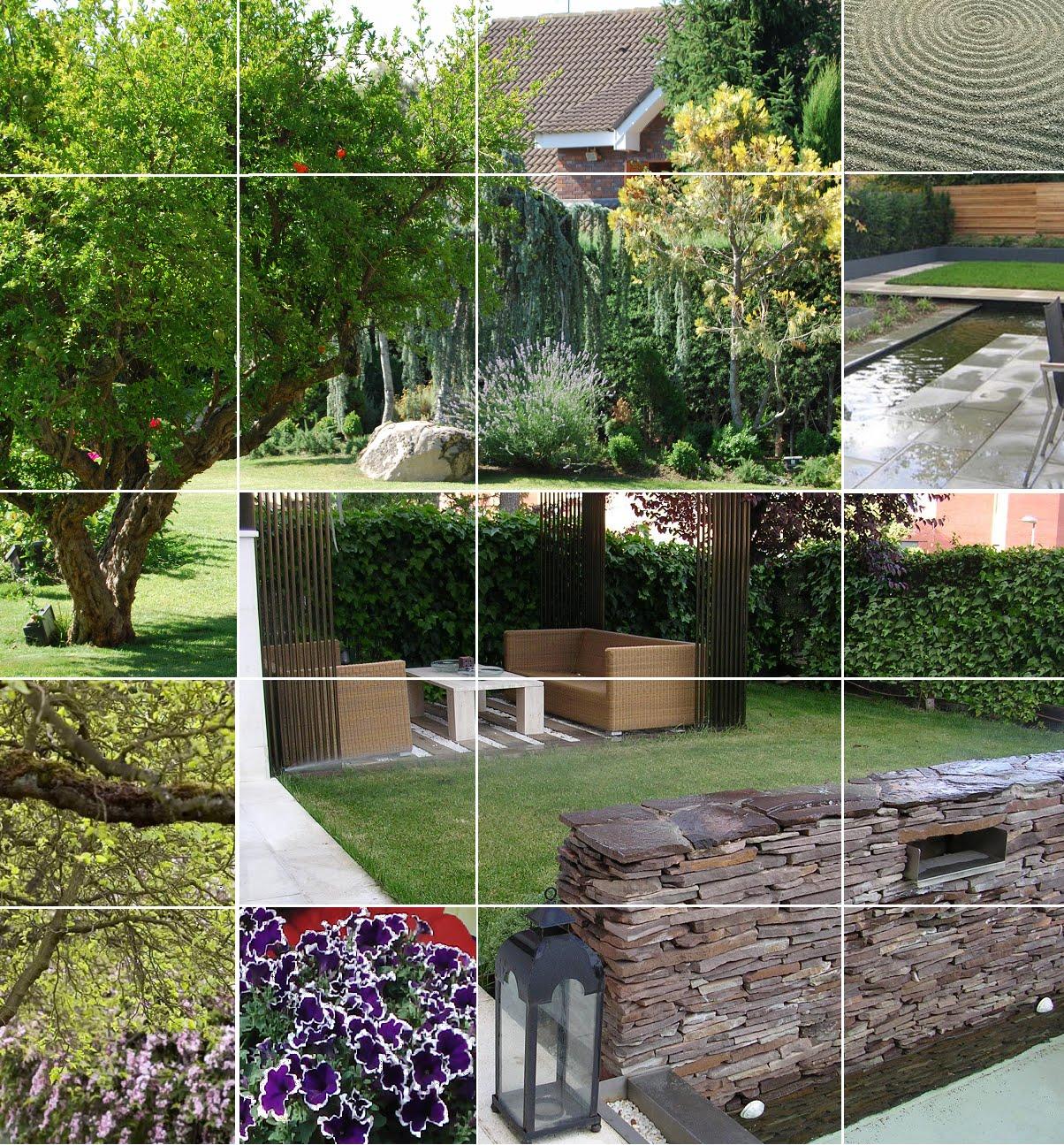 Arbustum jardines exteriores for Jardines exteriores