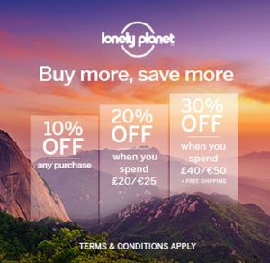 Lonely Planet affiliate bringing you the latest travel guides & Chapters