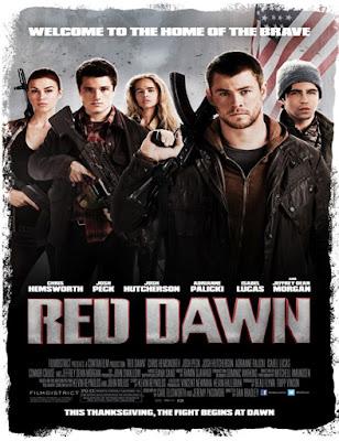 Red Dawn (Amanecer rojo) (2012) Online
