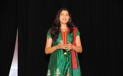 singer geetha madhuri at eega audio launch photo gallery