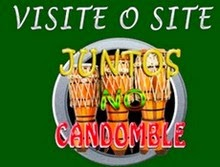 JUNTOS NO CANDOMBLÉ