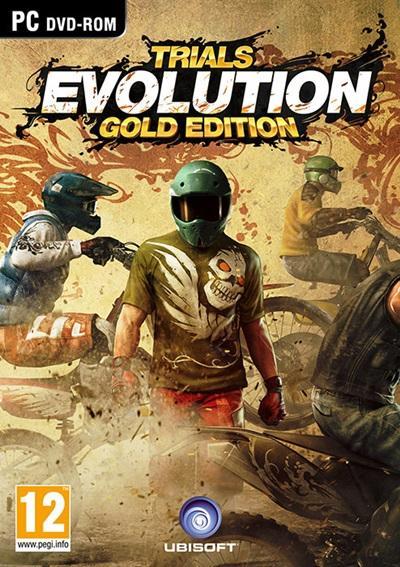 Trials evolution gold edition pc portada