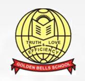 Golden Bells Public School Mohali Logo