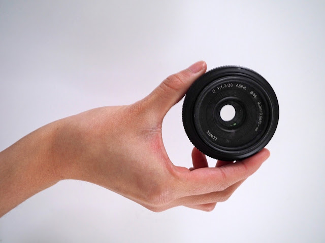 Fixed Camera Lens