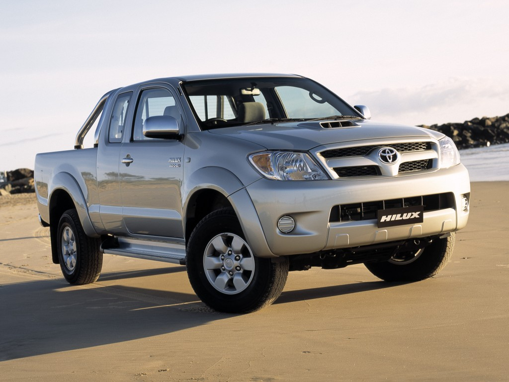 vehicles 2011 toyota hilux vigo. Black Bedroom Furniture Sets. Home Design Ideas