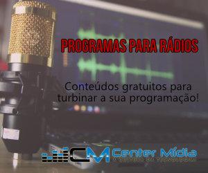 Conteúdo para emissoras de rádio