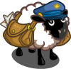 Farmville Messenger Sheep