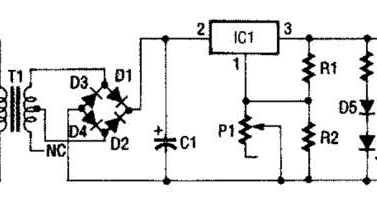 Image About Wiring Diagram 23 Led Circuit on dc voltage wiring in series