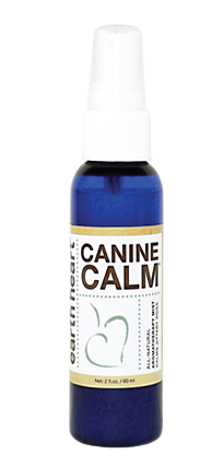Canine Anxiety Natural Treatments