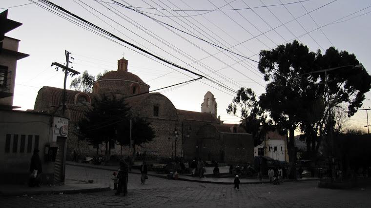 Templo San Bernardo