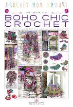 PUBBLICAZIONE: ART-BOOK N. 4: BOHO CHIC CROCHET AUTODISTRIBUITO