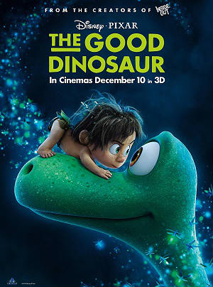 Filme O Bom Dinossauro HDRip XviD & RMVB Legendado