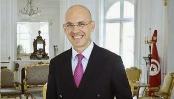 Le nouvel ambassadeur de Tunisie à Paris