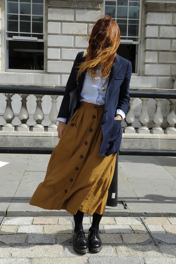Marieta Style Guide London Street Style I