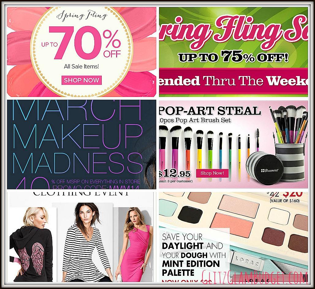 ... Friendly Beauty Blog: My Favorite Current Online Beauty Deals/Sales