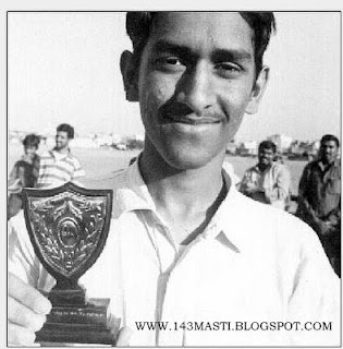M.S Dhoni young