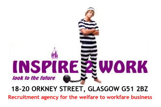 Inspire 2 Work Programme protest