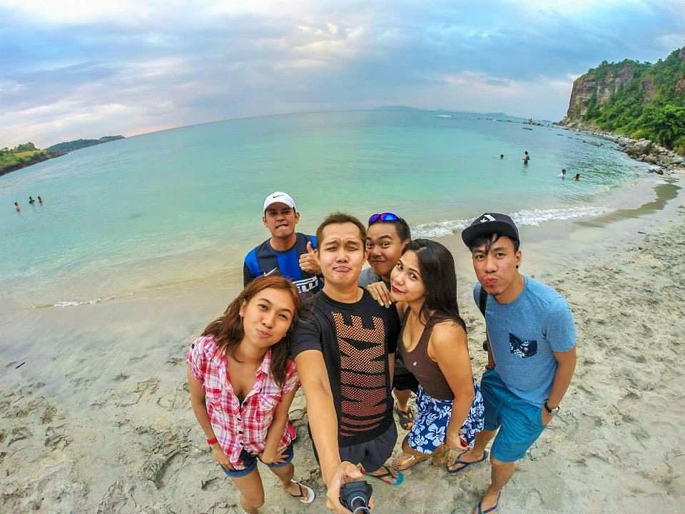 Travel Tropa Boracay De Cavite A Peaceful Beach Inside the