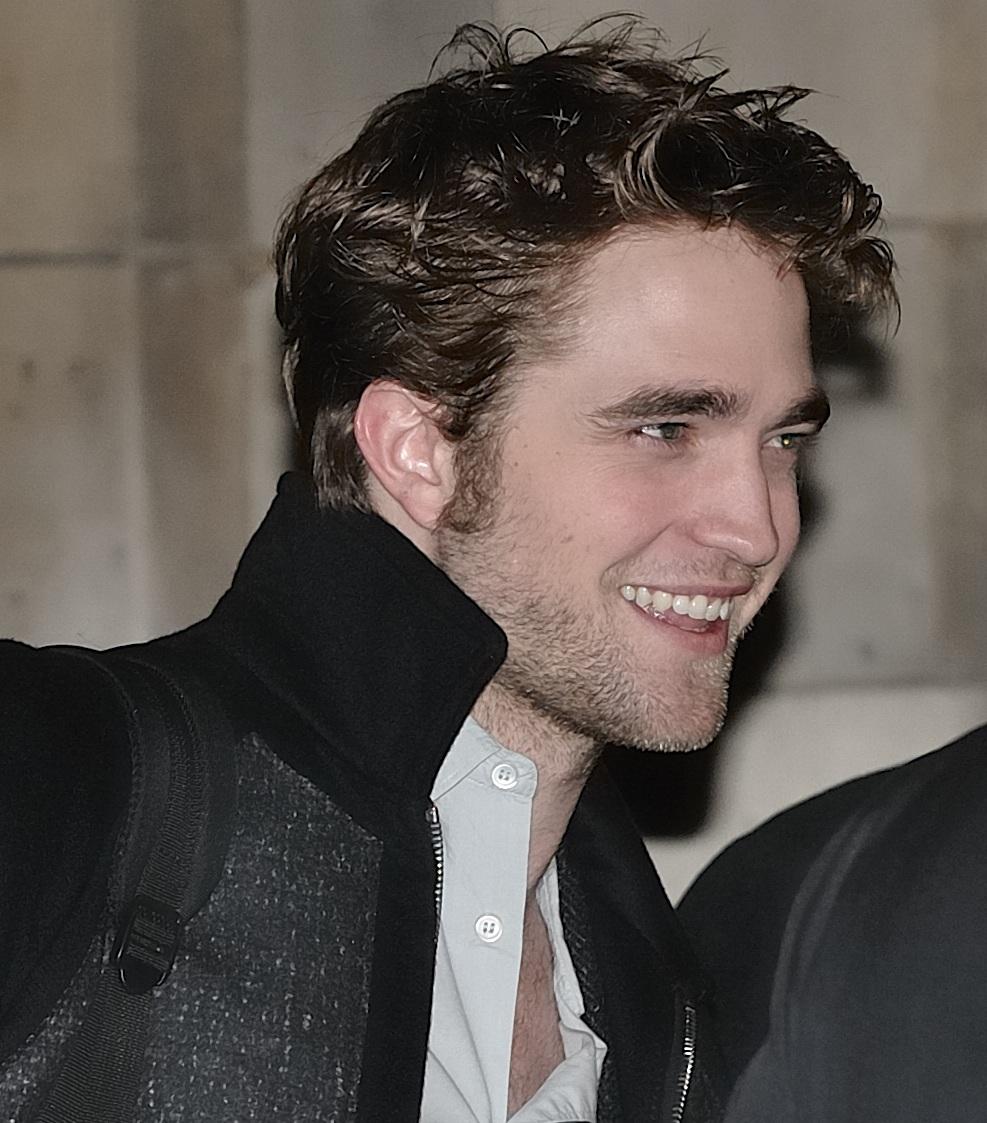 Imagenes de Robert Pattinson