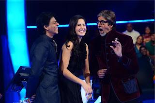 Amitabh,SRK,Katrina
