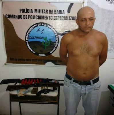 NA GAMELEIRA DE MONTE SANTO TRAFICANTE FEZ DE SUA CASA PONTO DE DROGAS