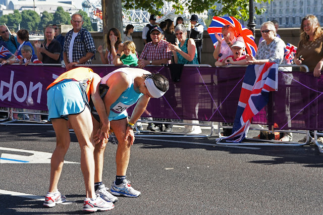 london paralympic marathon 2012, jose luis santero