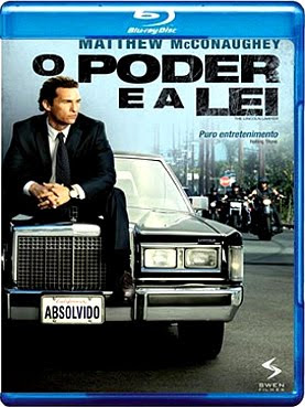 Filme Poster O Poder e a Lei BDRip XviD Dual udio &amp; RMVB Dublado