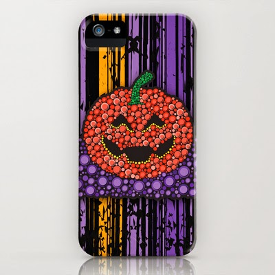 Pumpkin-Halloween_iPhone-Case