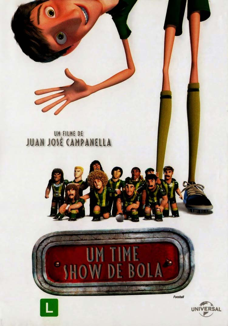 Um Time Show de Bola 3D Torrent - Blu-ray Rip 1080p Dublado (2013)