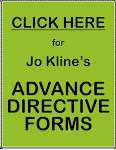 For Jo's Advance Directives: