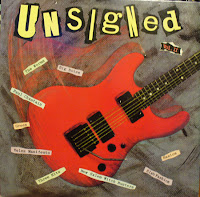 Various - (Epic Presents) The Unsigned Vol. 2 (1987, Epic)