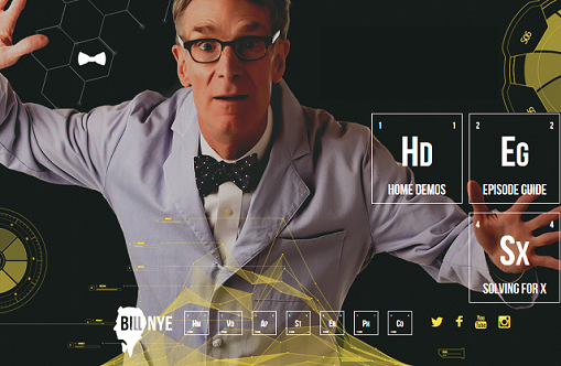 Bill Nye's Website